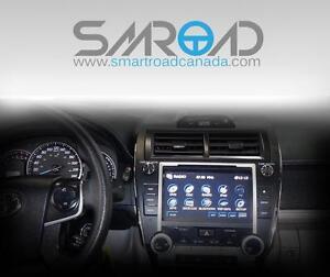 2012+ Toyota Camry OEM Fit Navigation GPS Backup Reverse camera Car DVD