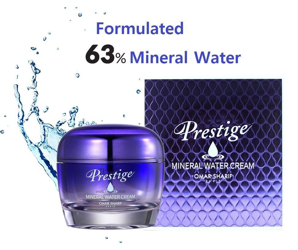 OS Prestige Mineral Water Cream 1.76oz/50g Moisture Korean Cosmetic Beauty