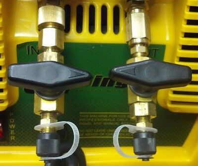 Appion G1 Made For The G1 Refrigerant Recovery Unit Isolation Add-a-valve Kit