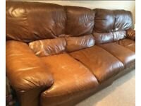Chocolate Brown Seater