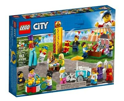 Lego CITY People Pack-Fun Fair 🎪NEW🎪