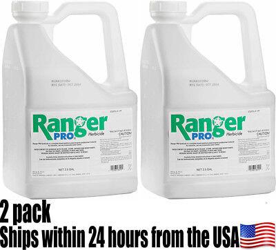 Monsanto Ranger Pro Herbicide - 5 Gallons (2 x 2.5 Gal)