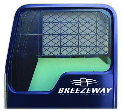 #2 Breezeway Screen Truck Window Screen, Set of 2 (Save Fuel) GREEN as it gets.