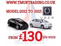 TOYOTA PRIUS HYBRID PCO CAR HIRE,UBER READY FOR RENT