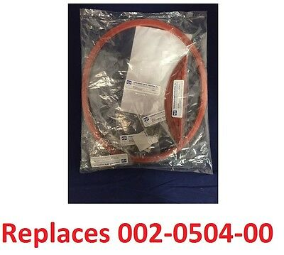 Rpi Mik080 Door Dam Gaskets 002050400 Ritter Midmark M11 Sterilizer Pm Kit