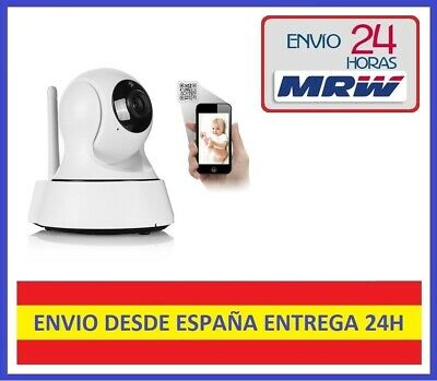 Camara IP HD Vision Nocturna Wifi Interior ¡¡Envio Gratis!! ¡Envio 24h Gratis!