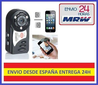 Mini Camara IP HD Vision Nocturna Wifi ¡¡Envio Gratis Entrega en 24h!!