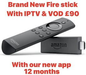 Amazon firestick with EYEPTV & VOD