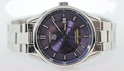 Tag Heuer Carrera WV211C Jeff Gordon Limited Edition Automatic Men's Watch