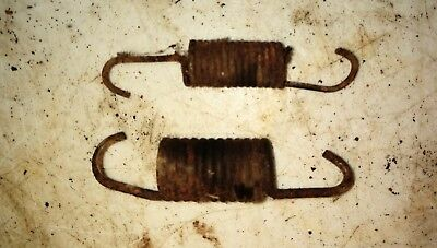 Allis Chalmers Wd45 Tractor Brake Shoe Springs 2 Ac Parts Wd