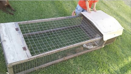 Guinea Pig cage Trangie Narromine Area Preview
