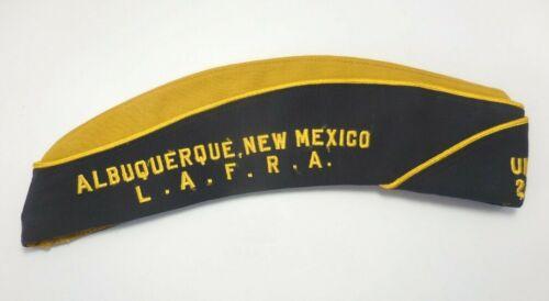 Ladies Auxiliary Fleet Reserve Association Cap Albuquerque N.M. Unit 200 CL1