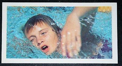 Australian Female Swimmer    Shane Gould      Photo Card  # VGC