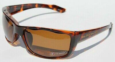 NATIVE EYEWEAR Wazee Sunglasses POLARIZED Maple Tortoise/Brown NEW (Native Sunglasses)