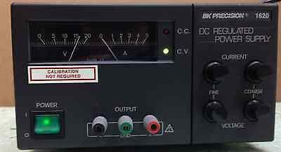 Bk Precision 1620 Dc Regulated Power Supply