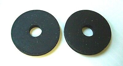 Ford Tractor Radiator Mount Pads 2 C5nn8125a 2000 230a 231 233 234 250c 2600