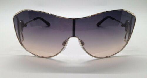 Roberto Cavalli Garfagnana 1061 Gold 32B Wrap Metal Sunglasses Frame Italy New