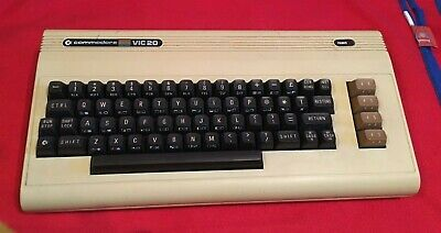COMMODORE VIC 20 COMPUTER ONLY