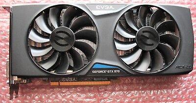 EVGA GeForce GTX 970 SC 4GB Samsung GDDR5 ACX 2.0 (High ASIC Quality)