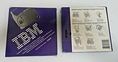 Lot Of 2 Ibm 1380999 Correctable Easystrike Superior Write Ribbon Black