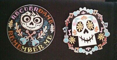 2 Disney Pins = Coco