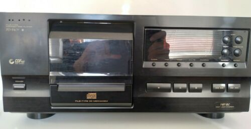 Pioneer PD-F407 25 Disc File Type CD Changer Player Excellent Condition Tested