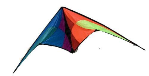 "Prism Design Jazz Stunt Kite 2 Lines Nylon 25"" Wingspan"