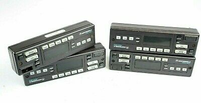 Motorola Astro Hln6432c Control Head Lot Of 4