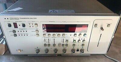 Hp 3764a Digital Transmission Analyzer