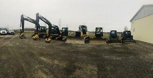 Full time Heavy Equipment Operator
