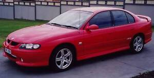 2001 Holden VX SS Regents Park Auburn Area Preview