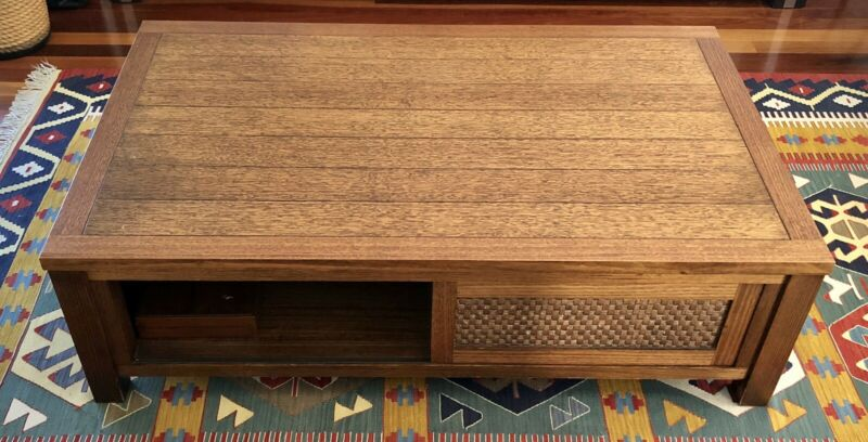 Jimmy Possum Coffee Table For Sale - Vision Exteriors