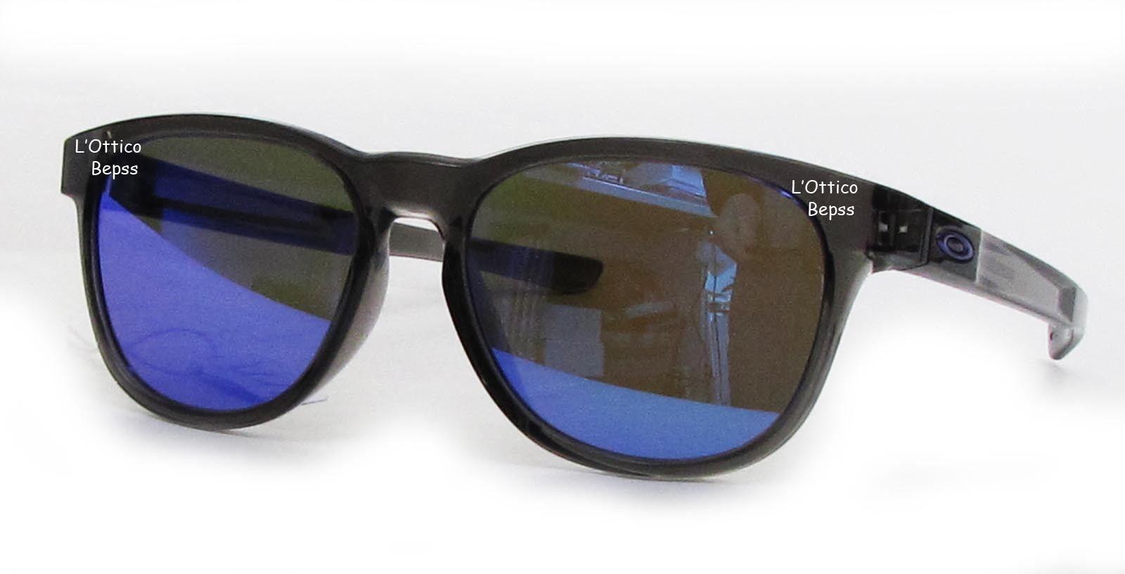 ca47e140f18f7 OCCHIALI DA SOLE OAKLEY mod.STRINGER 9315-05 MATTE BLACK lens VIOLET ...