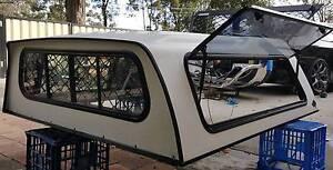 TOYOTA HILUX SR SR5 EXTRA - SPACE CAB FLEXIGLASS TRADESMAN CANOPY Yagoona Bankstown Area Preview