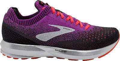 Brooks Levitate 2 Womens Running Shoes - Black