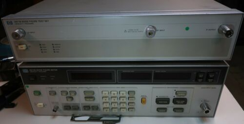 HP 8970B/8971B Noise Figure Meter and Test Set