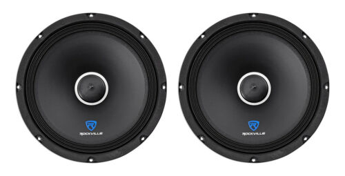 "Rockville RXM104 10"" 1200w 4-Ohm SPL Car Midrange Mid-Bass"