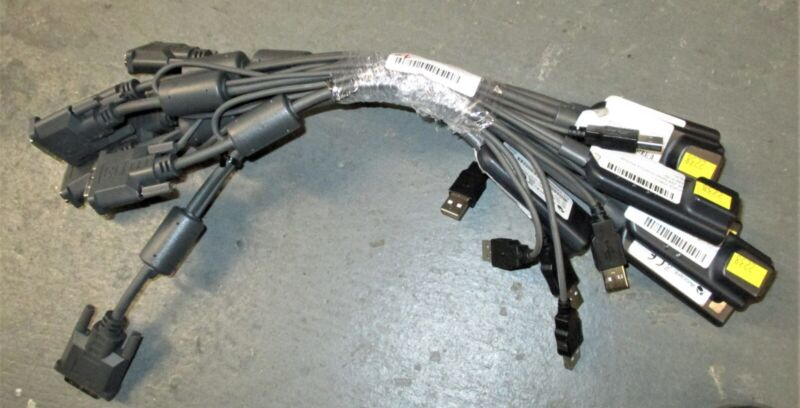 AVOCENT MPUIQ-VMCDV DVI USB Server Interface Module