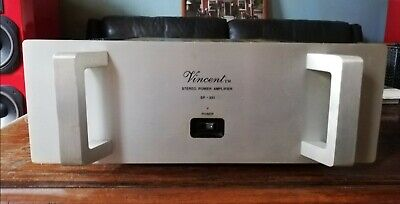 Used, Vincent SP-331 Hybrid Stereo Poweramplifier for sale  Shipping to Nigeria
