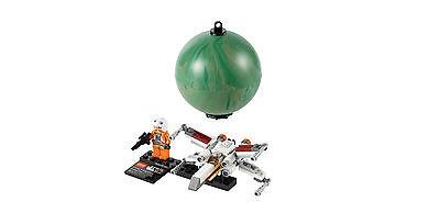LEGO Star Wars 9677 X-Wing Starfighter und Yavin 4 Planet /Mond zum Aufhängen !! online kaufen