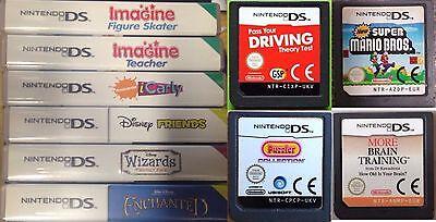 Nintendo DS Games DS/DSL/DSi/3DS/Lite Super Mario Bros Card Cartridge Cart