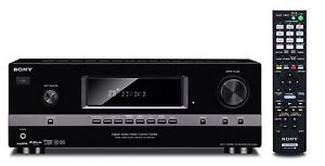 Sony Stereo Home Theater 7.1 Receiver STR-DH520