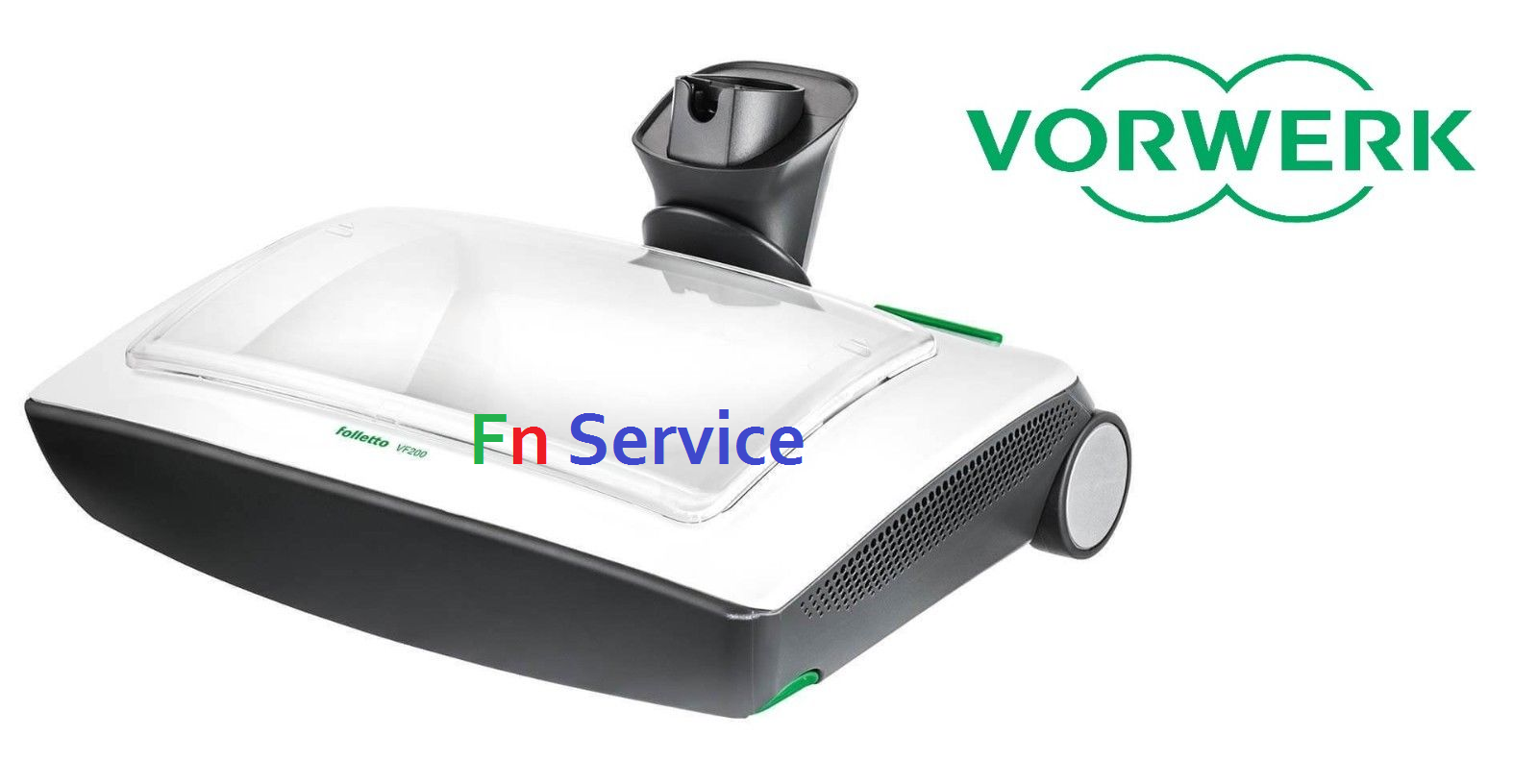 Vorwerk Folletto VF200 Accessorio Lavatappeti Per Vk 130 135 140 150 Vk 200
