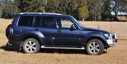 2008 Mitsubishi Pajero Wagon Kingaroy South Burnett Area Preview