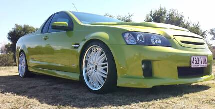 2008 Holden VE SS Ute *** FINAL PRICE DROP *** Raceview Ipswich City Preview