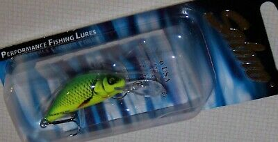 """SILVER METALIC DACE DEEP DIVING LURE PH8DR SMD SMD SALMO PERCH 8DR 3-1//8/"""""""