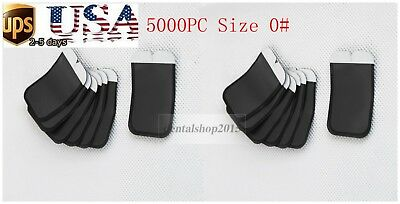 5000pcs Barrier Envelopes 0 For Phosphor Plate Dental X-ray Scanx Usa Dispatch
