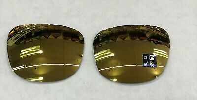 New Original Oakley 24k Iridium Sunglasses Replacement Lens 55 17 140 for sale  Shipping to India