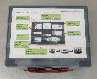 Beckman Coulter Au680-anl I Chemistry Pm Preventive Maintenance Kit