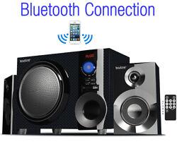 Boytone BT-215FD, Ultra Wireless Bluetooth Powerful Sound, Bass , FM , 40w